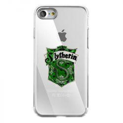 Coque Transparente Pour Iphone 7 / 8 / SE (2020) Harry Potter Slytherin