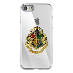 Coque Transparente Pour Iphone 7 / 8 / SE (2020) Harry Potter Poudlard
