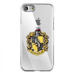 Coque Transparente Pour Iphone 7 / 8 / SE (2020) Harry Potter Hufflepuff