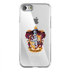 Coque Transparente Pour Iphone 7 / 8 / SE (2020) Harry Potter Griffindor