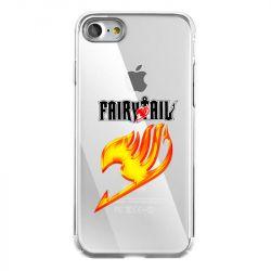 Coque Transparente Pour Iphone 7 / 8 / SE (2020) Fairy Tail