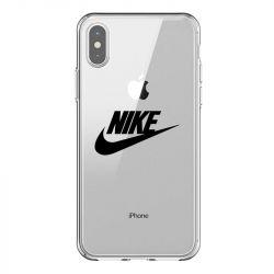 Coque Transparente Pour Iphone X / XS Nike