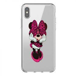 Coque Transparente Pour Iphone X / XS Minnie