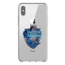 Coque Transparente Pour Iphone X / XS Harry Potter Ravenclaw
