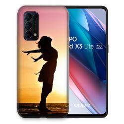 Couqe Pour Oppo Find X3 Lite Personnalisee
