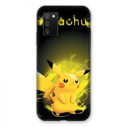 Coque Pour Samsung Galaxy A02S Pokemon Pikachu Eclair