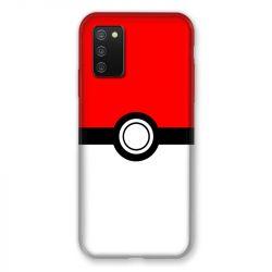 Coque Pour Samsung Galaxy A02S Pokemon Pokeball