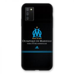 Coque Pour Samsung Galaxy A02S Olympique Marseille OM Fier etre Marseillais