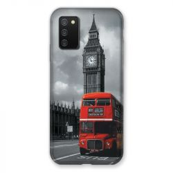 Coque Pour Samsung Galaxy A02S Angleterre London Bus