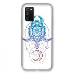Coque Pour Samsung Galaxy A02S Animaux Maori Tortue Color