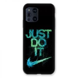 Coque Pour Oppo Find X3 Pro Nike Just Do It