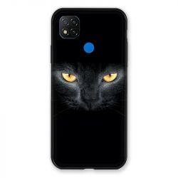Coque Pour Xiaomi Redmi 9C Chat Noir