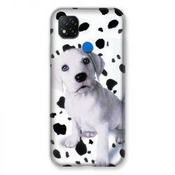 Coque Pour Xiaomi Redmi 9C Chien Dalmatien