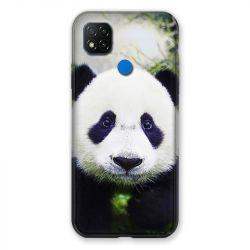 Coque Pour Xiaomi Redmi 9C Panda Color