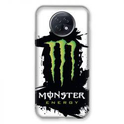 Coque Pour Xiaomi Redmi Note 9T Monster Energy Tache