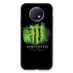Coque Pour Xiaomi Redmi Note 9T Monster Energy Vert