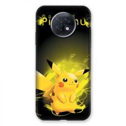 Coque Pour Xiaomi Redmi Note 9T Pokemon Pikachu Eclair