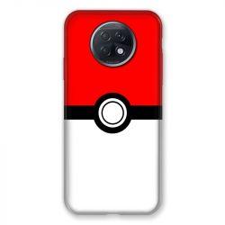 Coque Pour Xiaomi Redmi Note 9T Pokemon Pokeball