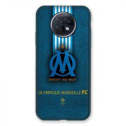 Coque Pour Xiaomi Redmi Note 9T Olympique Marseille OM Bande