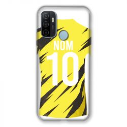 Coque Pour Oppo A53 / A53S Personnalisee Maillot Football Borussia Dortmund
