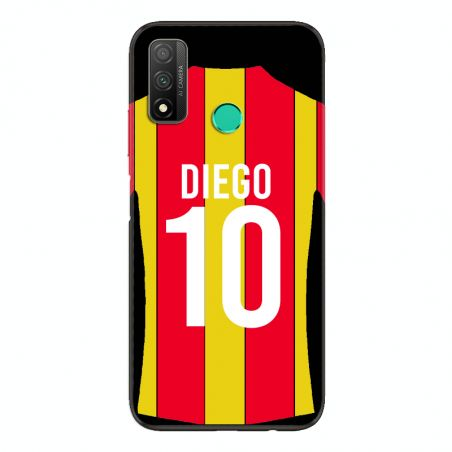 Coque Pour Huawei P Smart (2020) Personnalisee Maillot Football RC Lens