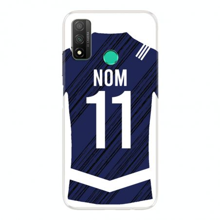 Coque Pour Huawei P Smart (2020) Personnalisee Maillot Footbal Girondins Bordeaux