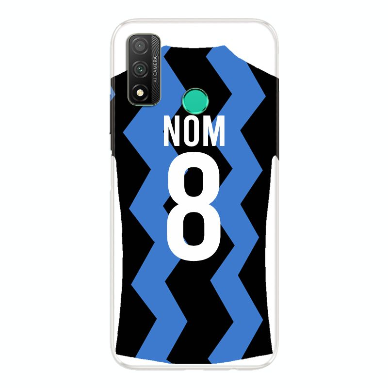 Coque Pour Huawei P Smart (2020) Personnalisee Maillot Football FC Inter Milan