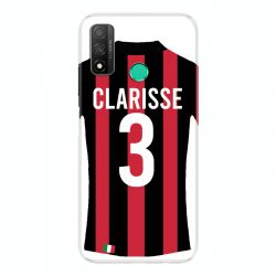 Coque Pour Huawei P Smart (2020) Personnalisee Maillot Football Milan AC
