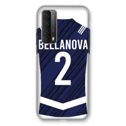 Coque Pour Huawei P Smart (2021) Personnalisee Maillot Footbal Girondins Bordeaux