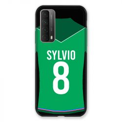 Coque Pour Huawei P Smart (2021) Personnalisee Maillot Football AS Saint Etienne