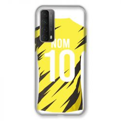 Coque Pour Huawei P Smart (2021) Personnalisee Maillot Football Borussia Dortmund