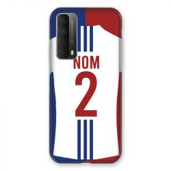 Coque Pour Huawei P Smart (2021) Personnalisee Maillot Football Olympique Lyonnais Domicile