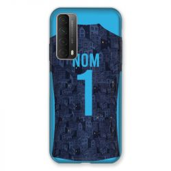 Coque Pour Huawei P Smart (2021) Personnalisee Maillot Football Olympique Marseille Exterieur