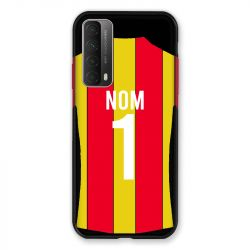 Coque Pour Huawei P Smart (2021) Personnalisee Maillot Football RC Lens