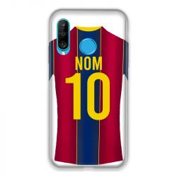 Coque Pour Huawei P30 Lite Personnalisee Maillot Football FC Barcelone