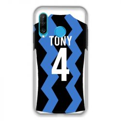 Coque Pour Huawei P30 Lite Personnalisee Maillot Football FC Inter Milan