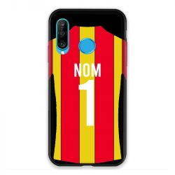 Coque Pour Huawei P30 Lite Personnalisee Maillot Football RC Lens