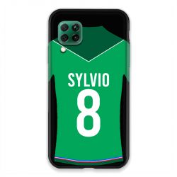 Coque Pour Huawei P40 Lite 4G Personnalisee Maillot Football AS Saint Etienne