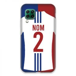 Coque Pour Huawei P40 Lite 4G Personnalisee Maillot Football Olympique Lyonnais Domicile