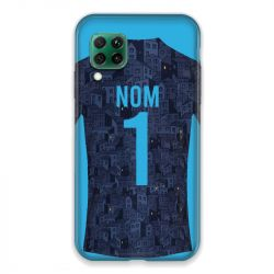 Coque Pour Huawei P40 Lite 4G Personnalisee Maillot Football Olympique Marseille Exterieur