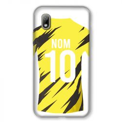 Coque Pour Huawei Y5 (2019) Personnalisee Maillot Football Borussia Dortmund