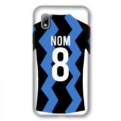 Coque Pour Huawei Y5 (2019) Personnalisee Maillot Football FC Inter Milan
