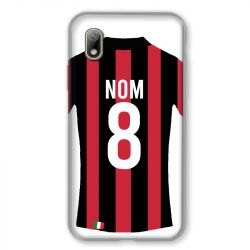Coque Pour Huawei Y5 (2019) Personnalisee Maillot Football Milan AC