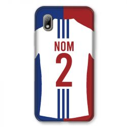 Coque Pour Huawei Y5 (2019) Personnalisee Maillot Football Olympique Lyonnais Domicile