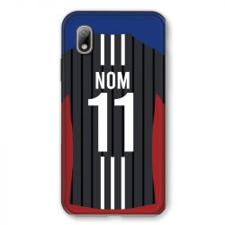 Coque Pour Huawei Y5 (2019) Personnalisee Maillot Football Olympique Lyonnais Exterieur