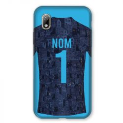 Coque Pour Huawei Y5 (2019) Personnalisee Maillot Football Olympique Marseille Exterieur