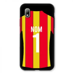 Coque Pour Huawei Y5 (2019) Personnalisee Maillot Football RC Lens