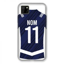 Coque Pour Huawei Y5P Personnalisee Maillot Footbal Girondins Bordeaux