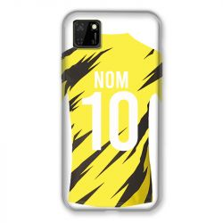 Coque Pour Huawei Y5P Personnalisee Maillot Football Borussia Dortmund