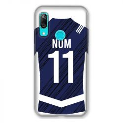 Coque Pour Huawei Y6 (2019) / Y6 Pro (2019) Personnalisee Maillot Footbal Girondins Bordeaux